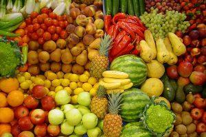 Come scegliere i cibi per seguire la dieta dei colori?