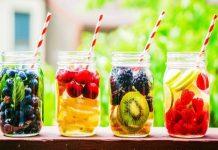 Acqua detox: fa dimagrire? Ricette per dissetarsi in estate