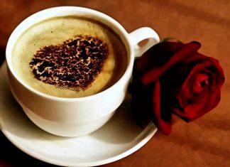 preparazione del caffè