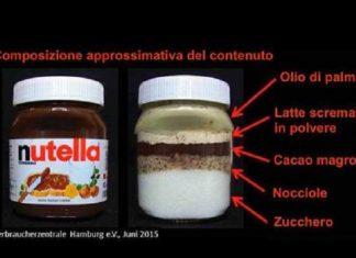 Nutella, la ricetta segreta: foto virale svela gli ingredienti della crema alle nocciole