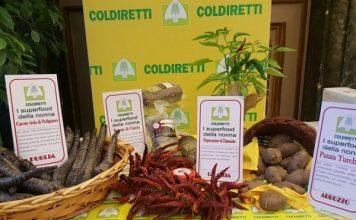 Superfood Made in Italy: la Coldiretti premia i cibi della nonna