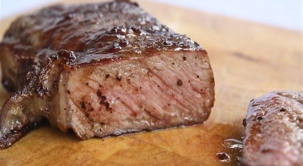 Carne ben cotta per fare il pieno di proteine e migliorare la qualità di vita