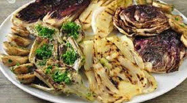 Come cucinare le verdure con o senza griglia