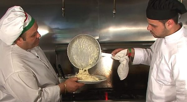 Fettuccine Alfredo: la storia ricetta italiana più famosa in America