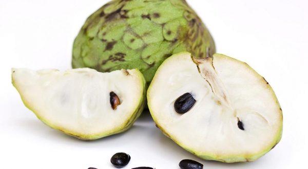 Chirimoya o bianco mangiare, proprietà e benefici