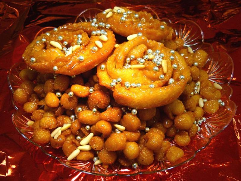 Natale 2017 in Puglia, dolci tipici della tradizione natalizia