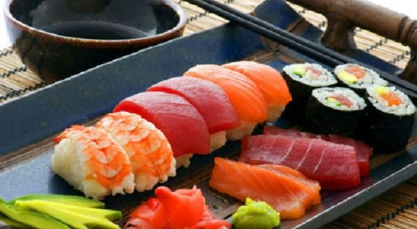 Cucina Giapponese Sushi E Sashimi Non Sono La Stessa Cosa
