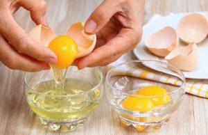 Come sostituire le uova nei dolci