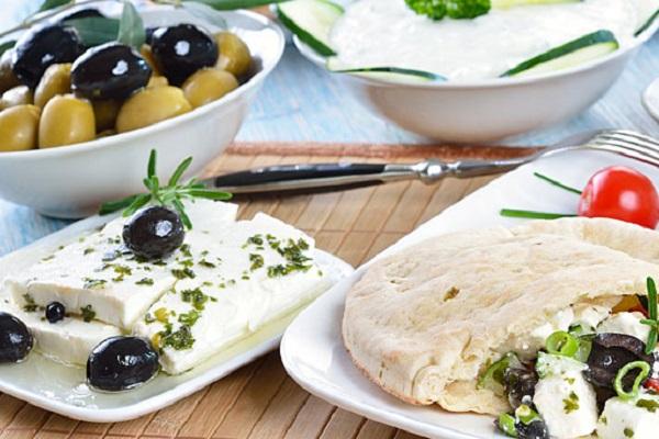 Vacanze in Grecia: i cibi da mangiare