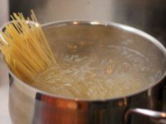 Come usare l'acqua della pasta