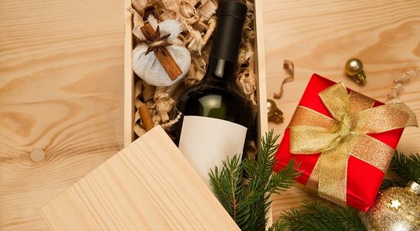 confezioni di vino